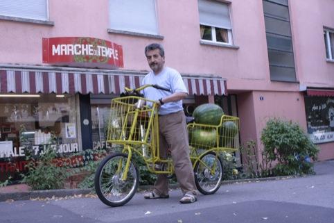 Christophe Machet - Camioncyclette