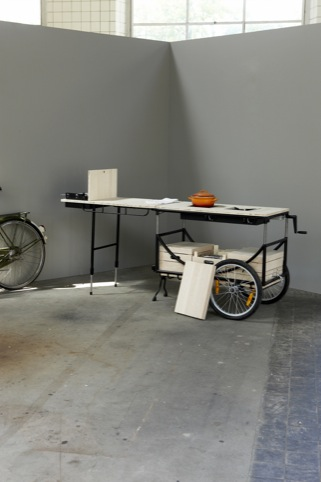 Bicycle Stove by Florike Martens