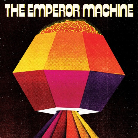 Album artwork for The Emperor Machine