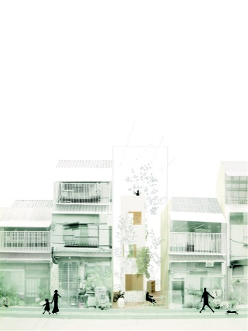 Sketch by Junya Isigami Associates