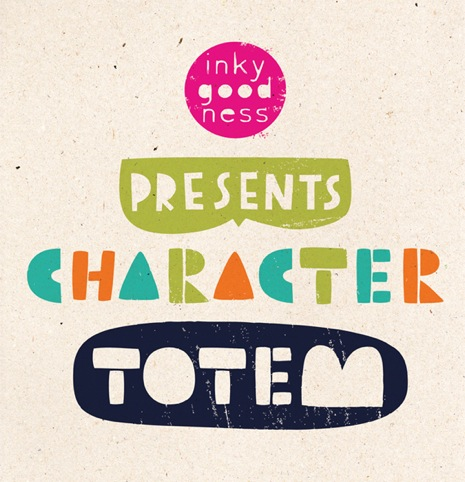Inkygoodness' character totem