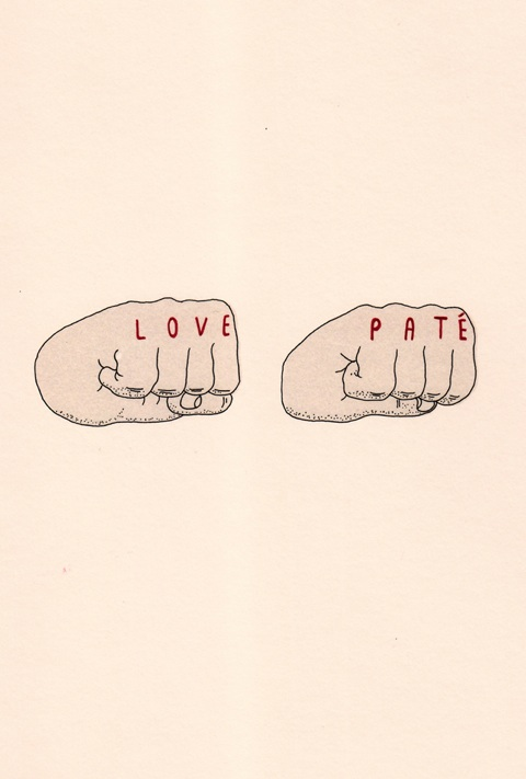 Love pâté