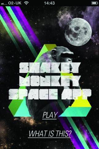 Shakey monkey 1