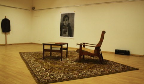 Arseniy Zhilyaev. Words 2010_2011. Installation. Dimensions variable. Courtesy of Regina Gallery, Moscow and London.