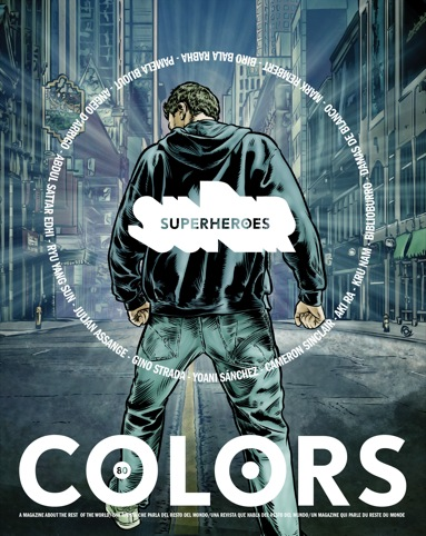 The Colors cover