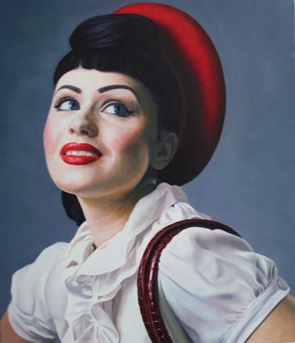 Red Hat by Kelly Davitt