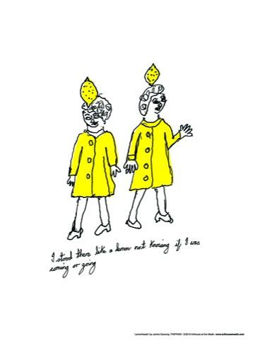 Lemonheads by Janine Goroung
