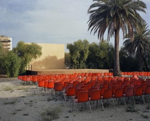 Open Air Screen Palermo
