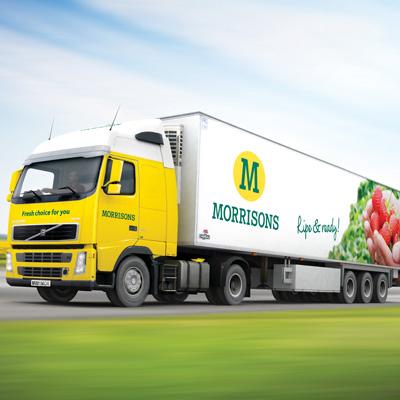 Morrisons own brand