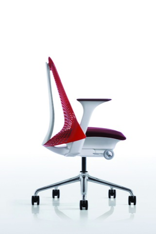 Sayl chair by Yves Behar for Herman Miller