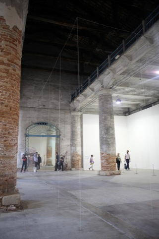 Junya Ishigami, Architecture as air: study for chateau la coste, 12th Venice Biennale of Architecture, 2010 © Junya Ishigami, junya.ishigami+associates, Photography by: Joseph Grima
