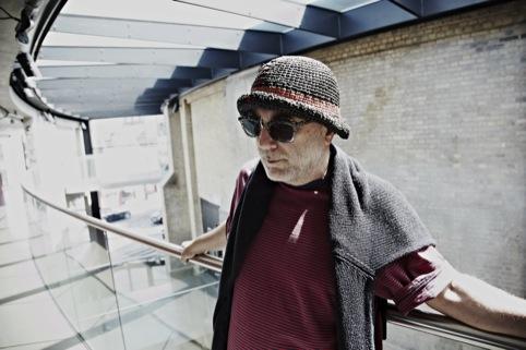 Ron Arad. Photo by J Birch