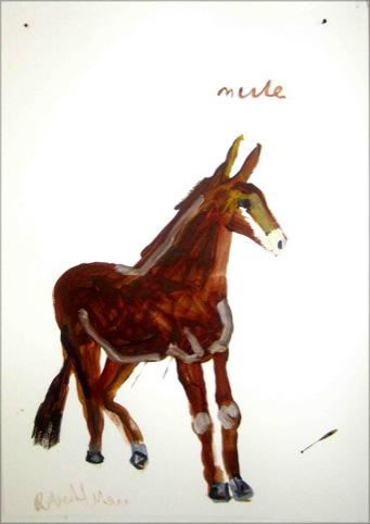 Mule by Robert Clarke