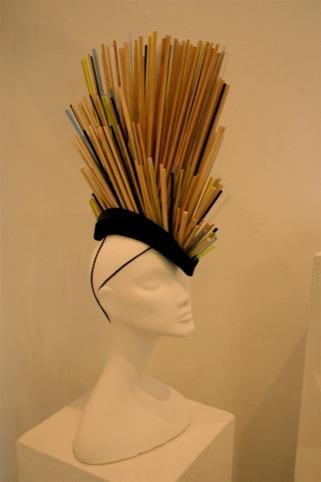 Keely Hunter's Birch Mohawk Hat