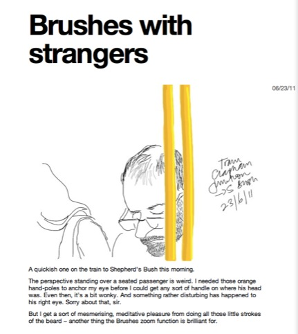 Brushes with Strangers