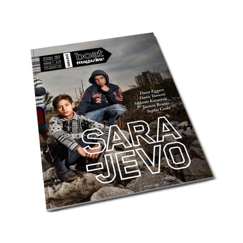 Boat Magazine Cover