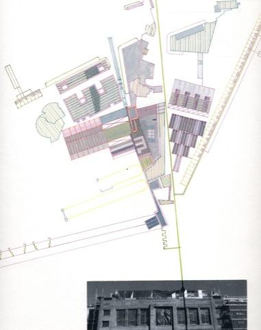 Galerie8 site plan