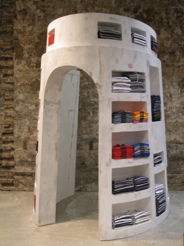 Dover Street Market's Inside-out Cave