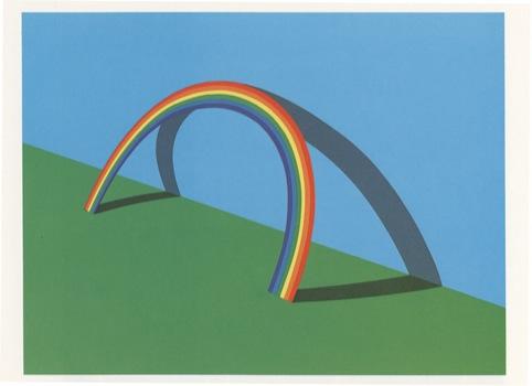 Leaning on Landscape 1979