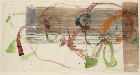 New River Watercolour Series I, No.3, 1988