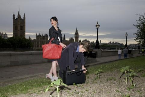 The Subversive Gardeners, 2009, copyright Vanessa Harden