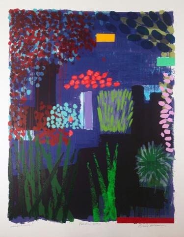 Bruce McLean - Pampas Grass