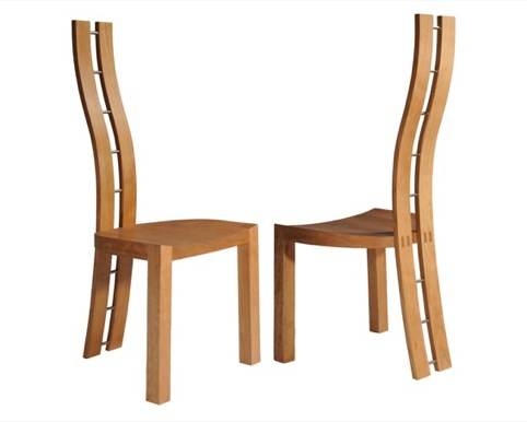 Ribbon Chair by Journeyman Furniture