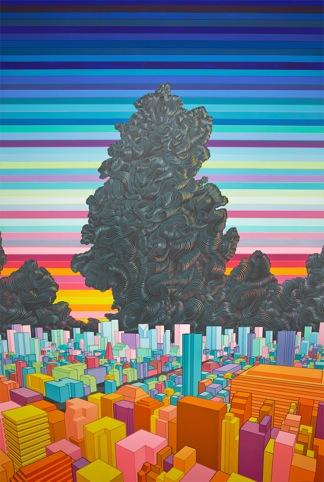 Lee Baker, Cloud Over Neo Tokyo