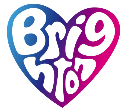 Love Brighton identity