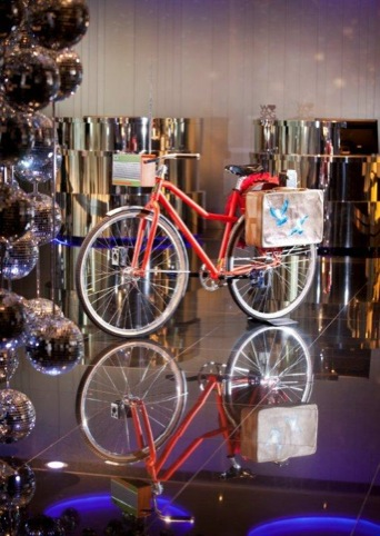 Paloma Faith's bike