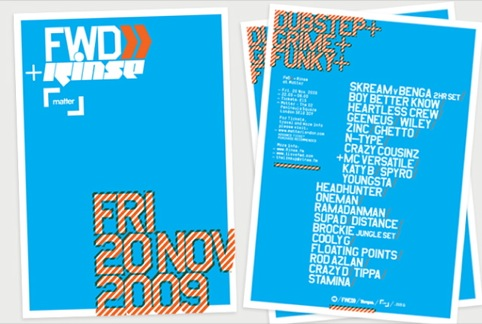 Rinse Matter Posters