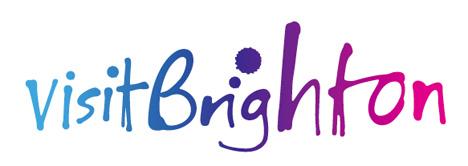 Visit Brighton identity