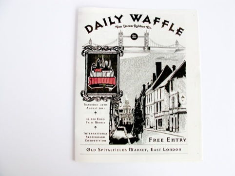 Daily Waffle cover