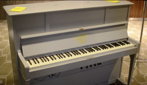 Designer's Front's Piano
