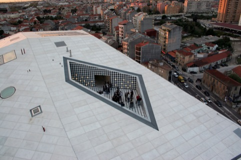 Casa da Musica 2005  C OMA