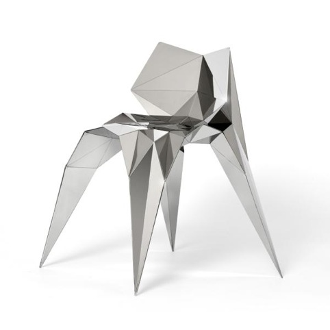 Chair by Zhang Zhoujie for 100% Futures