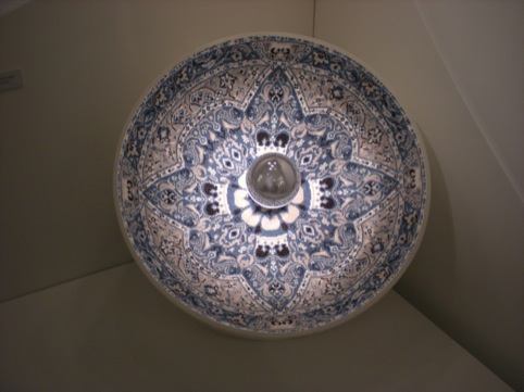 Lee Broom's Carpetry Pendant from the Heritage Boy Collection, 2009