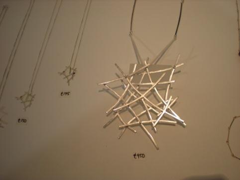Mandan Oskoui's jewellery