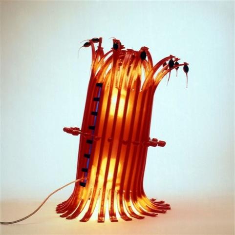 Alda lamp, Gaetano Pesce