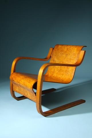 Alvar Aalto, No 31 Chair