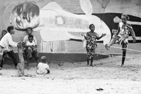 Best Ever Mural in Gambia