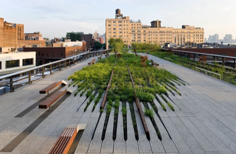Elizabeth Diller, High Line New York