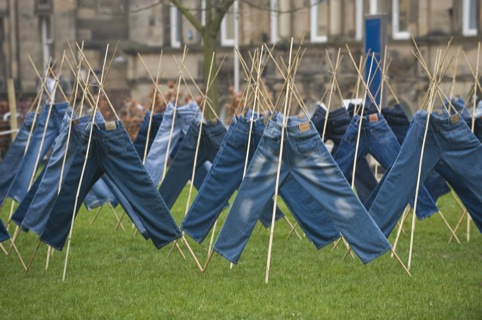 Field Of Jeans, Newcastle 2011