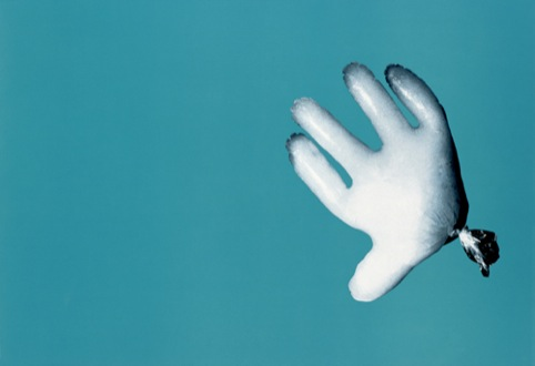 Frozen Glove