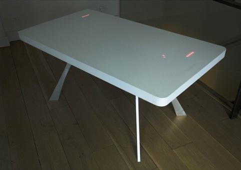 Pong Table,  Moritz Waldemeyer