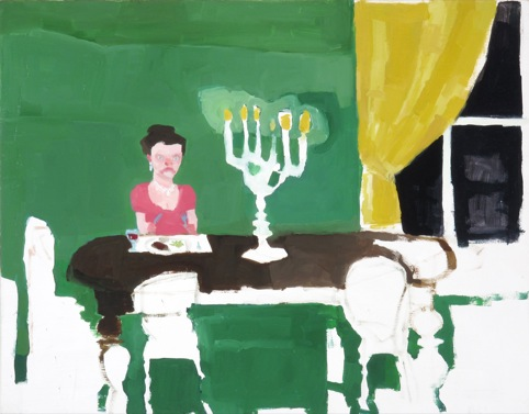 Table For One Scene from Anna K