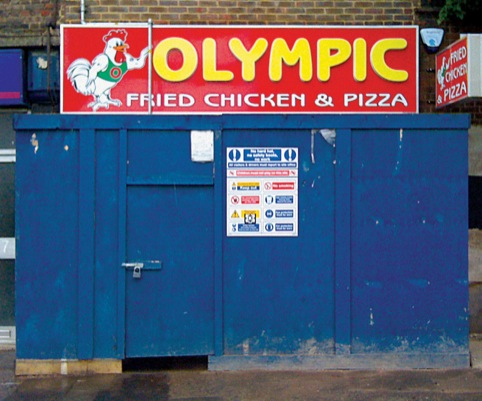 Olympic Chicken