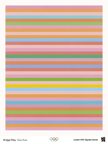 Bridget Riley, Rose