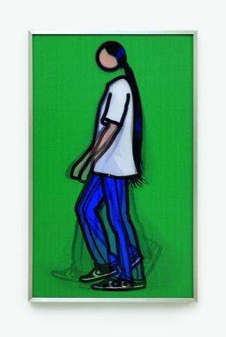 Julian Opie, Kris Walking