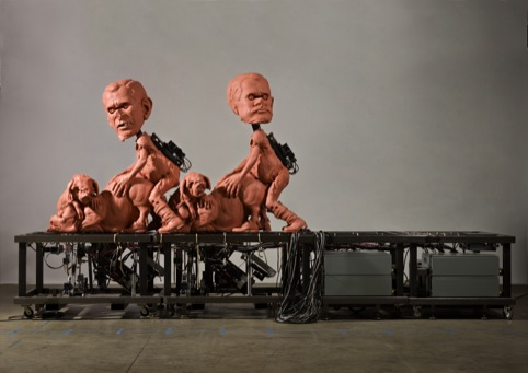 Paul McCarthy Train, Mechanical 2003-2009